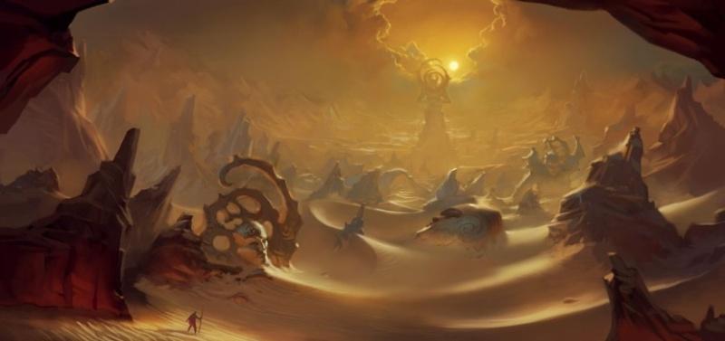 Fable 3 désert d'Aurora