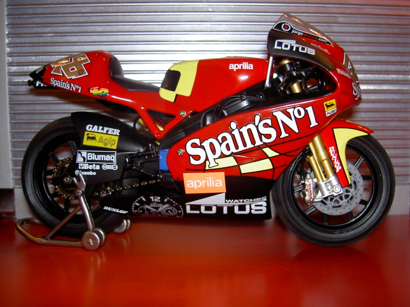 New Motorcycle: Aprilia RSW 250