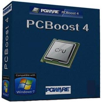 تحميل عملاق تسريع المعالج وجهاز الكمبيوتر PcBoost 4.6.11.2012 فى آخر اصدار بحجم 5 مي