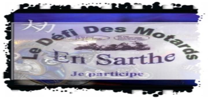 Le Défi Des Motards En Sarthe
