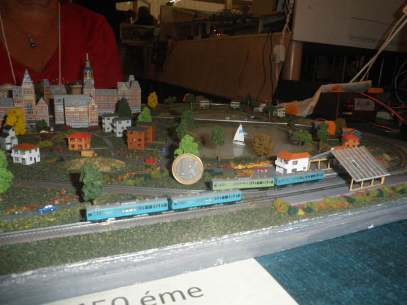 13 salon du train miniature for Salon du train miniature
