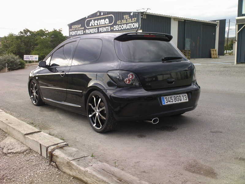 Peugeot 307 voir le sujet 307 xsi 2l16s d 39 antho new for Garage tuning toulouse
