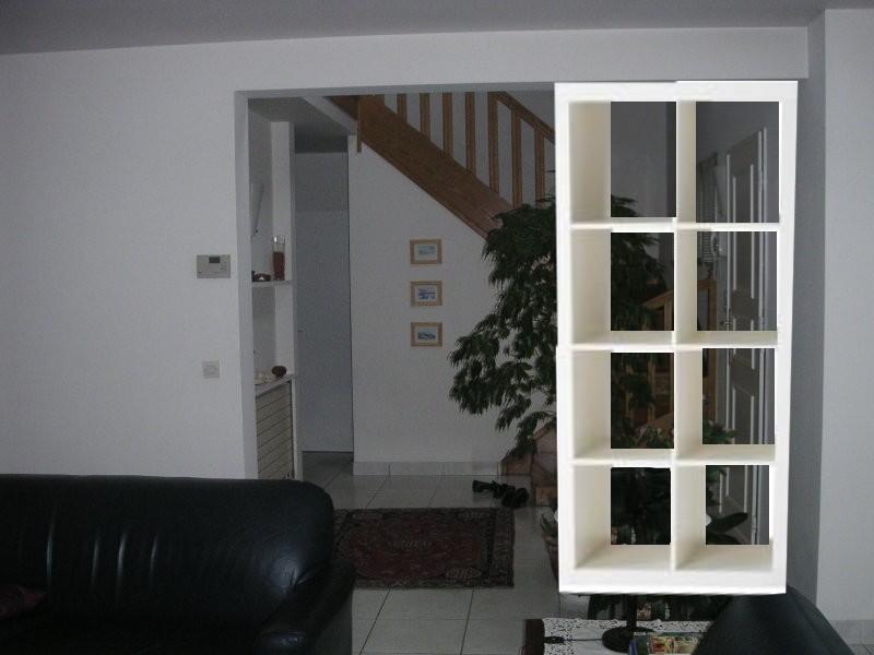 Verri re d 39 int rieur pour cuisine c t maison meuble separation entree sa - Meuble separation entree salon ...