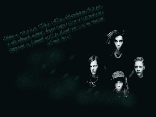 Tokio Hotel fans from Romania