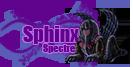 Spectre du Sphinx