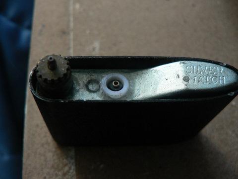 Un silvermatch du grenier klator - Comment recharger un briquet ...