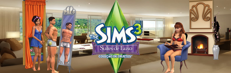 the sims 3 suites de luxo