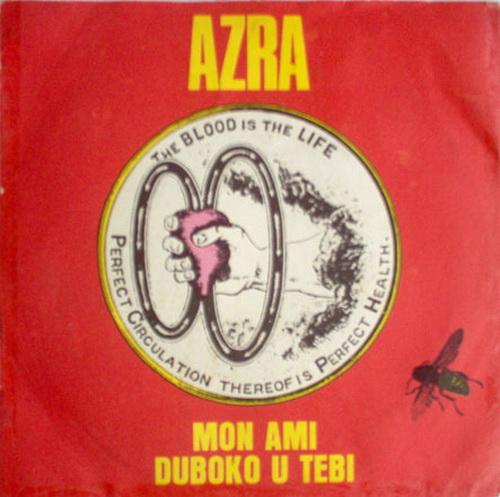 Azra Album - Lyrics