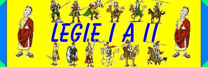 Hlavní fórum Legie a Legie 2