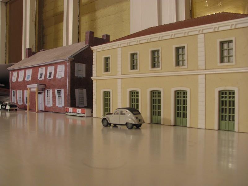 Premi re tentative fabrication d 39 une maison - Nouvelle maison de sheila ...