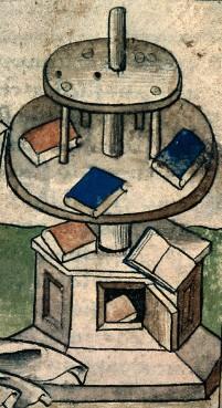 mobilier de scriptorium armarium etc. Black Bedroom Furniture Sets. Home Design Ideas