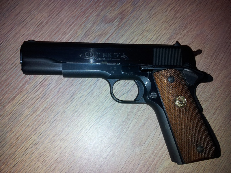 Prohibition era .45 acp dating