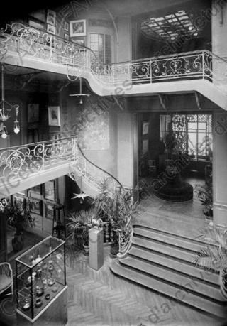 La maison de l 39 art nouveau maison bing paris 1895 1905 - Maison de l art nouveau ...