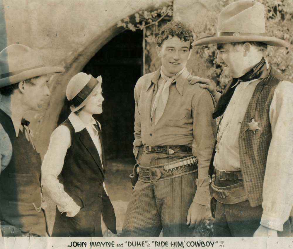 Ride Him, Cowboy Ride Him Cowboy 1932 The 1930s John Wayne Message Board JWMB
