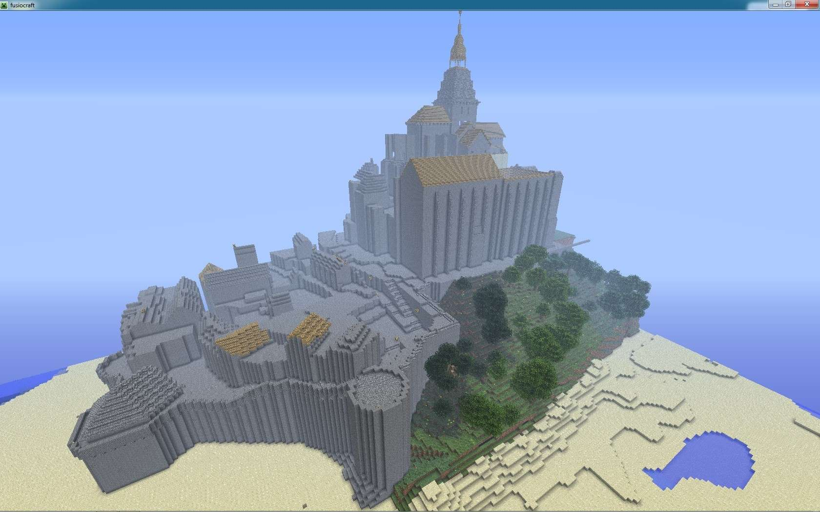 Build And Craft Serveur Minecraft