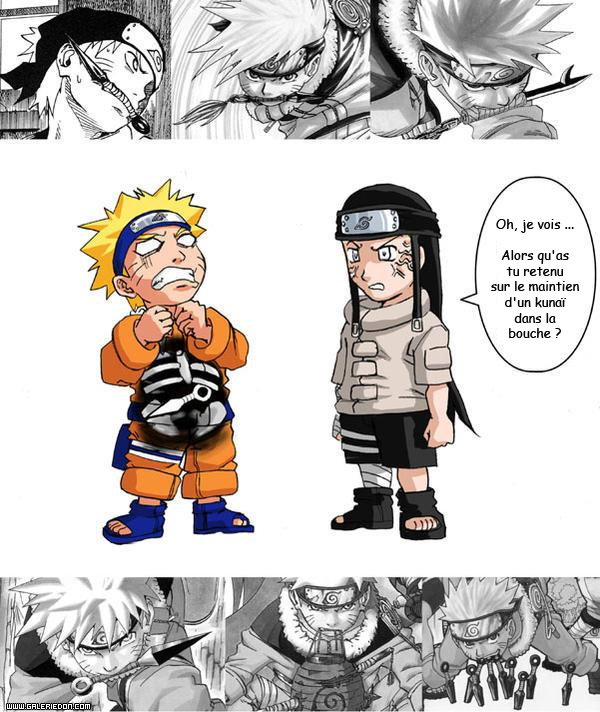Images drôles de Naruto