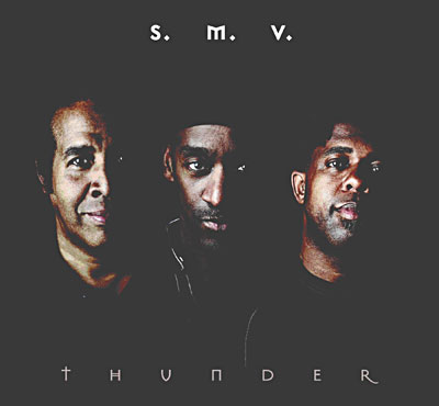 (Fusion) SMV (Clarke, Miller, Wooten) - Thunder - 2008, FLAC (tracks+.cue), lossless