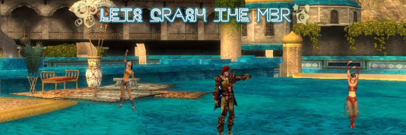 Lets Crash The [MBR]