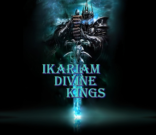 Ikariam Divine Kings