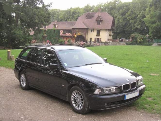 2002 bmw 520d touring e39 related infomation specifications weili automotive network. Black Bedroom Furniture Sets. Home Design Ideas