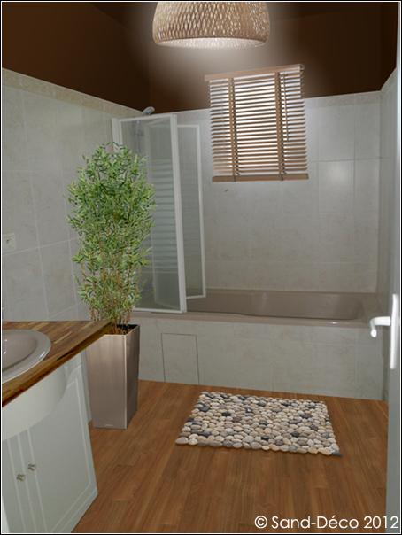 conseil deco salle de bain et toilette. Black Bedroom Furniture Sets. Home Design Ideas