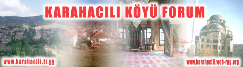 Karahacılı Köyü