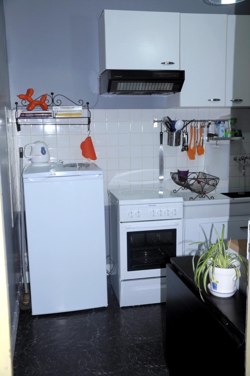 La cuisine d 39 uranie le retour des travaux en for Pose evier cuisine