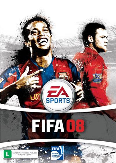 حصريا لـعبة FIFA.2008.Full.DVD.ISO كـــاملة