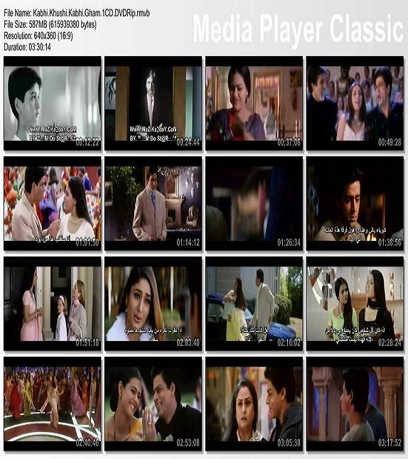 ������ ������ �������� Kabhi.Khushi.Kabhi.Gham.1CD.DVDRip ����� wc1slf10.jpg