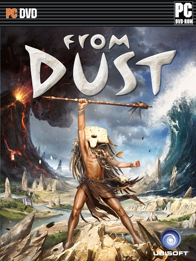 اللعبه الرهيبة From.Dust-SKIDROW باصدار