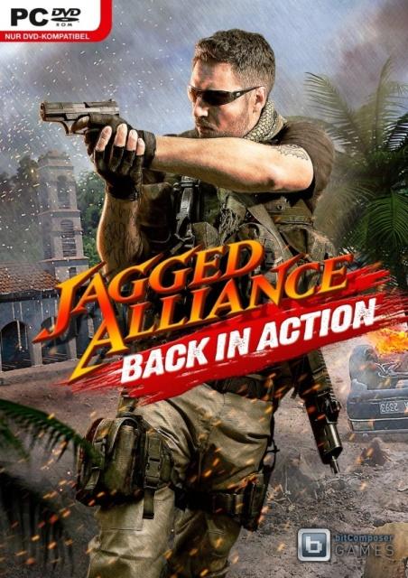 ������ ������� Jagged Alliance Action-SKIDROW