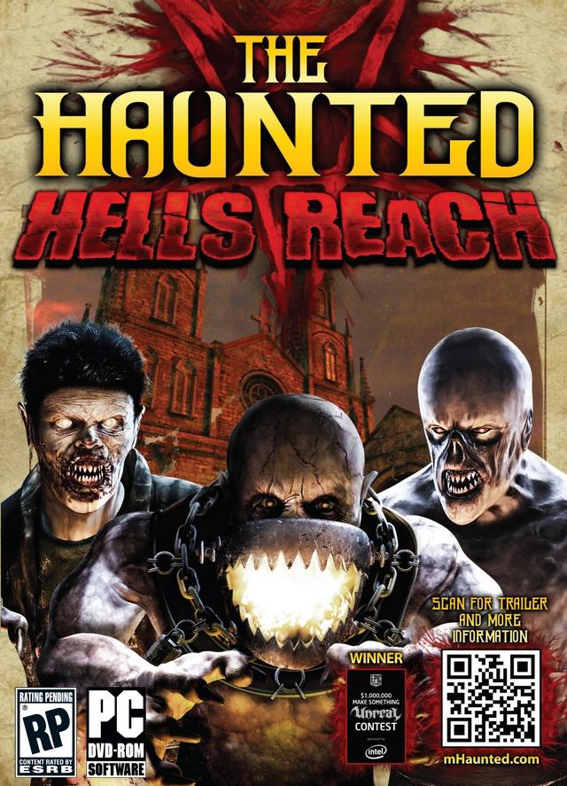 اللعبه الدمويه والمثيرة The Haunted Hells Reach-SKIDROW ب