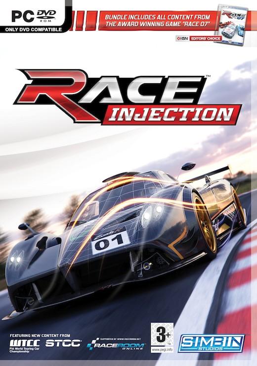 العاب سباق السيارات المثيرة والممتعه Race Injection -SK