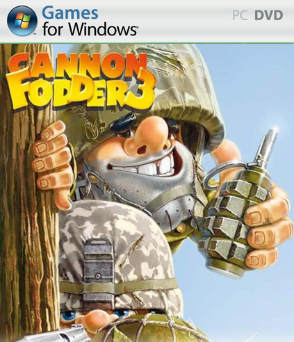 ���� ���� ����� - Cannon Fodder 3 RELOADED 546MB   Full Rip 332MB