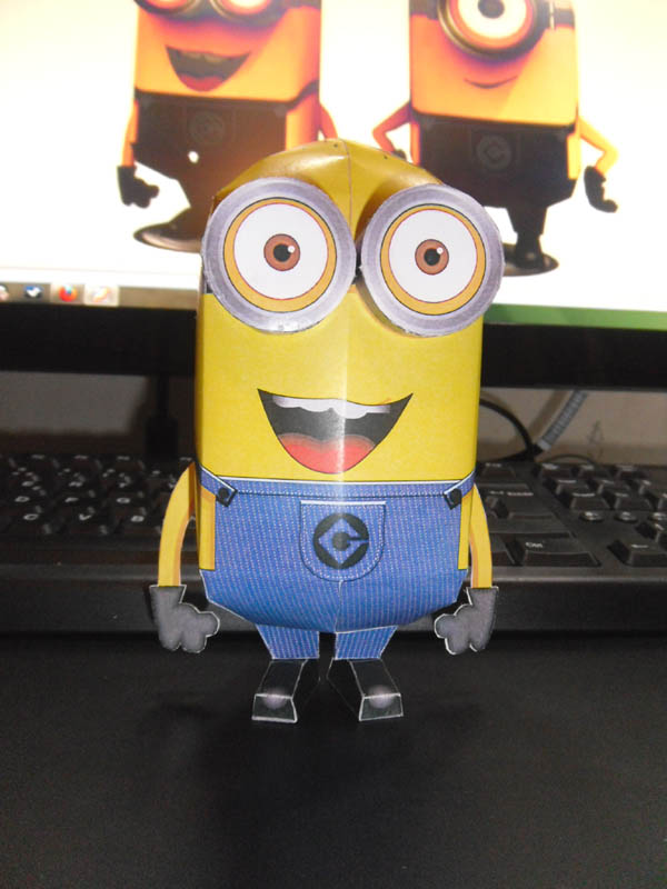 Minion moi moche et m chant - Mechant minion ...