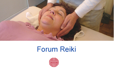 Echanges et discussions sur le Reiki.