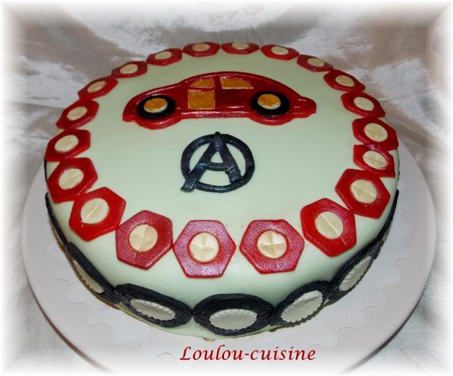 des gâteaux et encore des gâteaux - la cuisine de loulou