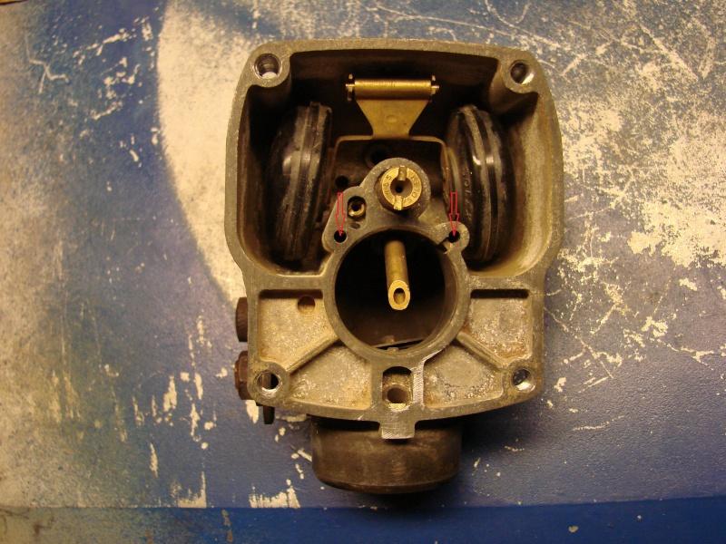 pieces carburateur solex 26 vbn