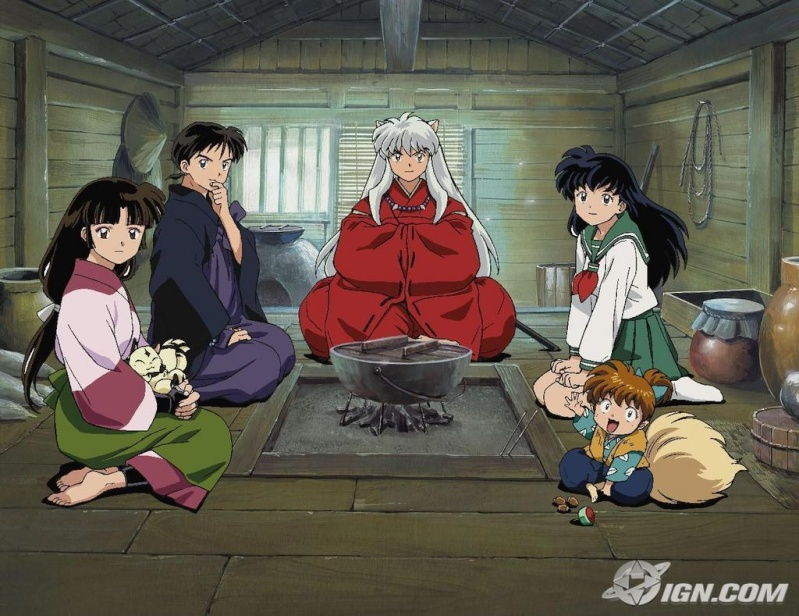 Picture Room Online Inuyasha Kaede Images Gallery