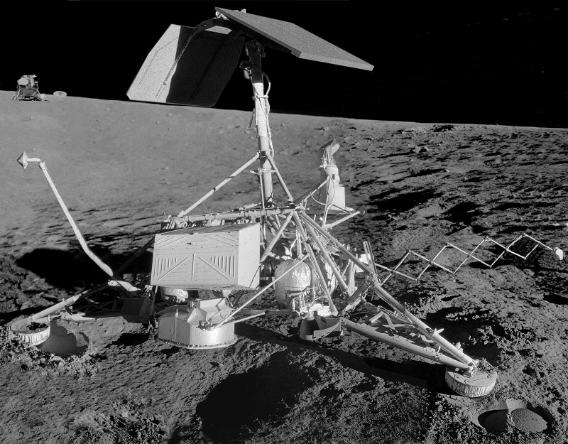 apollo 12 surveyor 3 - photo #16