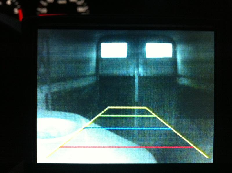 camera de surveillance pour van. Black Bedroom Furniture Sets. Home Design Ideas
