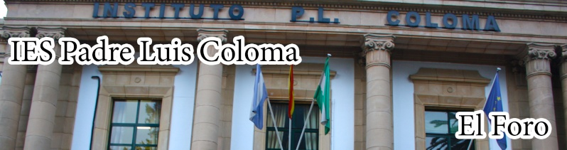 IES Padre Luis Coloma