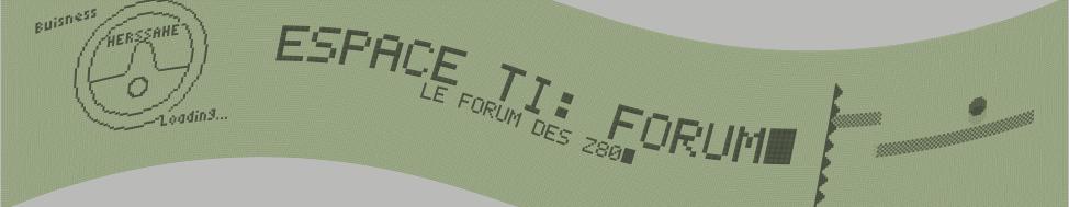 Espace TI: Forum