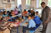 مدرسة التربية الفكرية بالخارجة محافظة الوادى الجديد