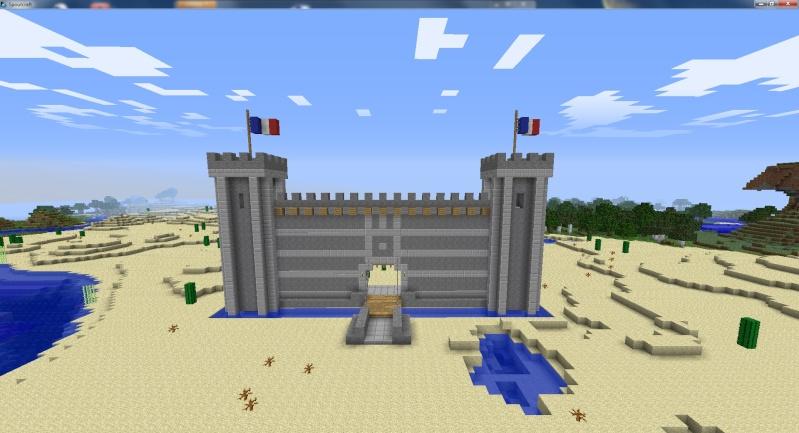 Mon chateau donnez moi vos impressions svp page 3 forum - Comment creer un chateau dans minecraft ...