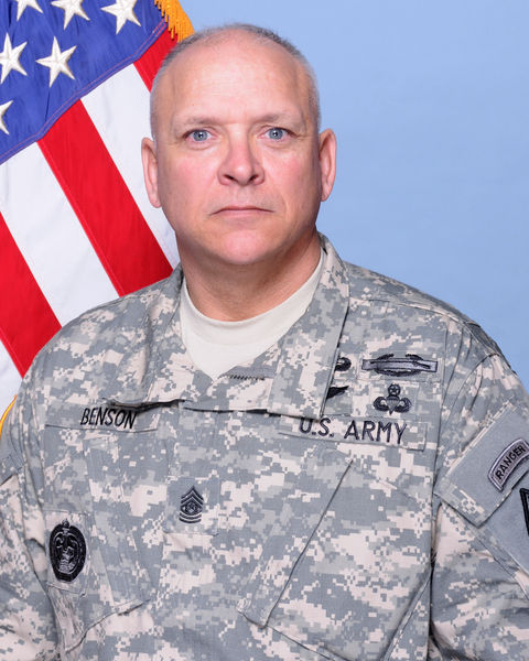 Col. David hodne bans badges and combat patches: this ain't hell.