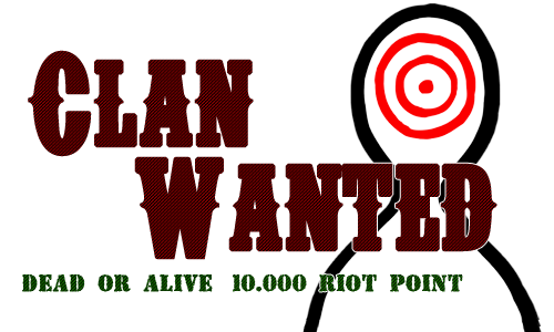 La team Wanted