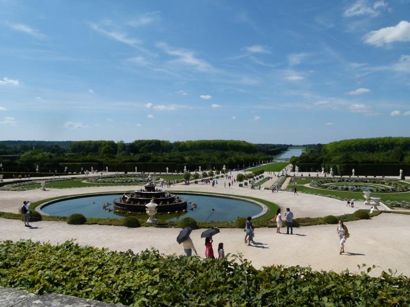 #Etés 2011 – Visite estivale dans les allées de Versailles