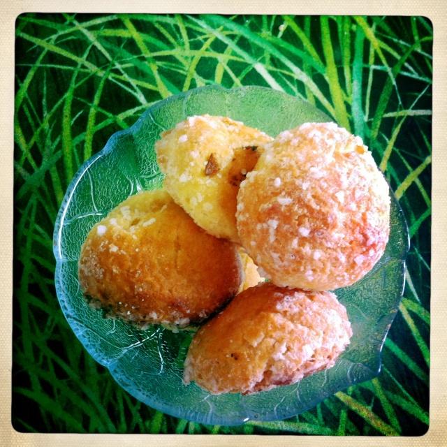 #Étés 2012 – C'est l'été, on réveille le petit-déjeuner : chouquettes