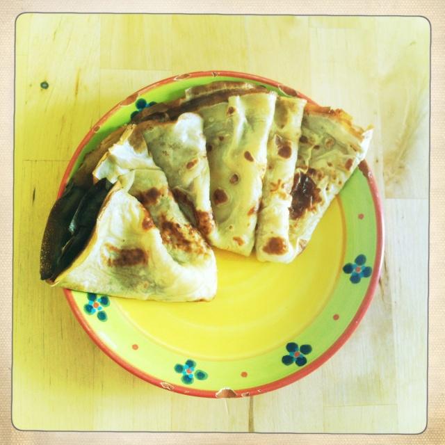 #Étés 2012 – C'est l'été, on réveille le petit-déjeuner : crêpes